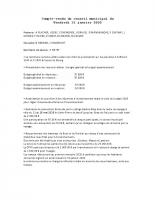 CR du CM du 31-01-2020