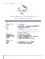 Conseil communautaire du 6.07.20