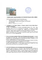 CR du CM du 15-01-21