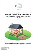 Rapport 2020 sur l'assainissement
