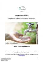 Rapport 2020 sur l'eau